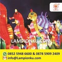 Lampion Karakter Kartun Ikan 1