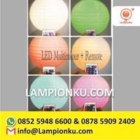LED Multicolour Untuk Lampion