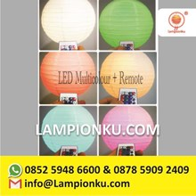 For Multicolour LED Lanterns