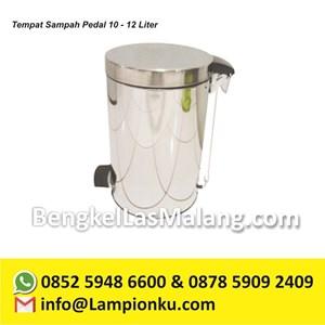 Tempat Sampah Pedal 10 - 12 Liter