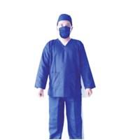 Grosir  Model Baju OK Jaga Malam Operasi Lengan Panjang 1