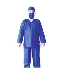 Grosir  Model Baju OK Jaga Malam Operasi Lengan Panjang