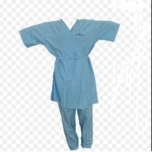 Baju Pasien Operasi Rumah Sakit Lengan Pendek