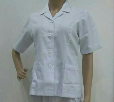 Jual Seragam Perawat Wanita Rumah Sakit Warna Biru Harga