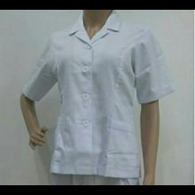 Seragam Perawat Wanita Rumah Sakit Warna Biru