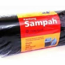 Kantong Sampah Plastik Hitam Trashbag Murah