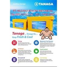 Harga Kotak Pendingin 120 Liter Merk TANAGA Sidoarjo
