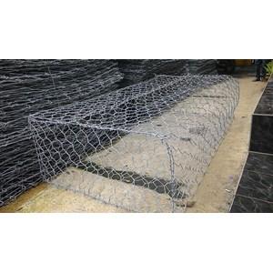 Kawat Bronjong Batu untuk Kandang Hewan