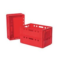 Jual Distributor Box Kontainer Plastik MS 1004H Sayur Surabaya  2