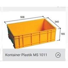 Container Box Plastik Biru Type MS 1011 Kuat untuk Cafe