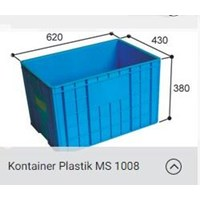 Kontainer Box Plastik Type  MS 1008 Murah