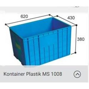 Kontainer Box Plastik Type  MS 1008 Murah