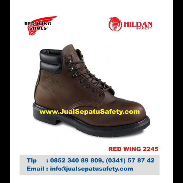 Sepatu Safety Red Wing 2245  Murah di Tidore