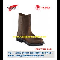Toko Sepatu safety Red Wing 8241 di Palembang