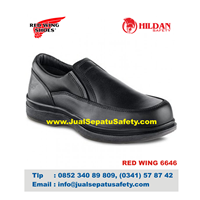 Grosir Sepatu Safety Red Wing  Tipe 6646 Murah