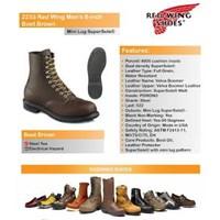 Jual Sepatu Safety RED WING Men Boot Tipe 2233  2