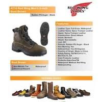 Jual Sepatu Safety RED WING Type 4216 Murah  2