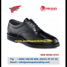 Sepatu Safety Merk RED WING 8701 Black