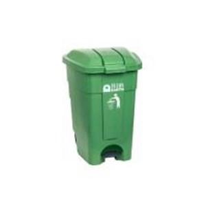 Tong Sampah BIO EARTH 65 Liter Injak Bagus