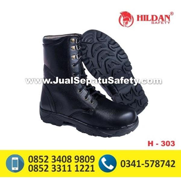Sepatu PDL H-303 Safety Untuk Dinas Luar dan Dinas Lapangan