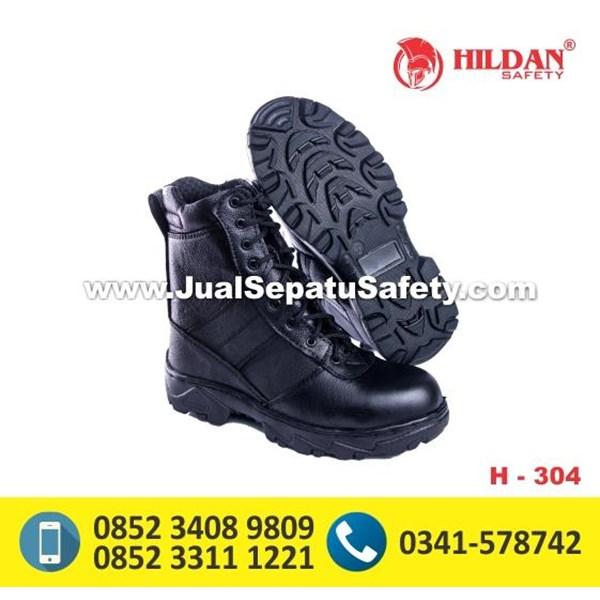 Sepatu Safety PDL H-304 Resleting Pakaian Dinas Luar