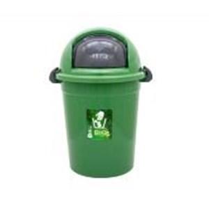 BIO EARTH Tempat Sampah 80 Liter Tutup Bulat
