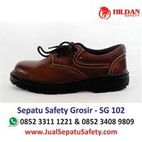 Grosir Sepatu Safety SG 102  Surabaya 1