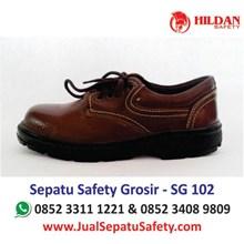 Grosir Sepatu Safety SG 102  Surabaya