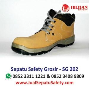 Sepatu Safety SG 202 Harga Pabrik