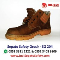 Sepatu Safety SG 204 Murah Online