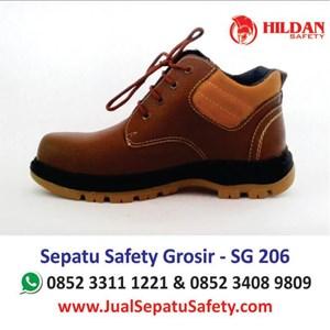 Harga Safety Shoes SG 206 Surabaya