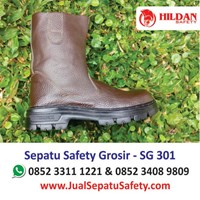 HARGA Sepatu Safety SG 301 SURABAYA 1
