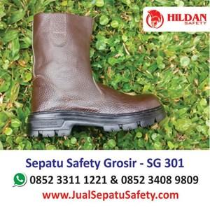 HARGA Sepatu Safety SG 301 SURABAYA