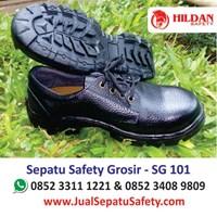 Toko Grosir SG 101 Sepatu Safety Shoes di SURABAYA 1