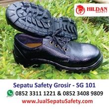 Toko Grosir SG 101 Sepatu Safety Shoes di SURABAYA