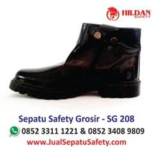 Toko Safety Shoes SG-208 Termurah Surabaya