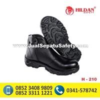 H-210 Sepatu PDH Safety Shoes Murah Untuk Dinas Ha