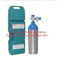 Tabung Oksigen 02 Kecil Ukuran 2 Liter Murah  1