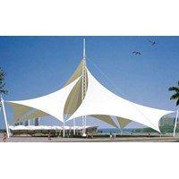 Jual  Tenda Atap Membran Murah di Jakarta 2