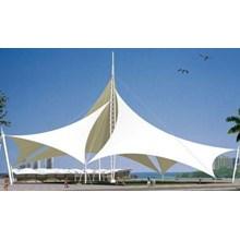 Tenda Canopy Membrane Murah di Bekasi