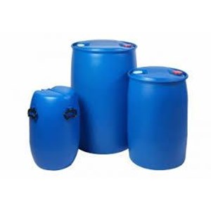 Drum Plastik Biru Bekas Single Ring Murah