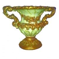 Vas Bunga Piala Anggur Fiber
