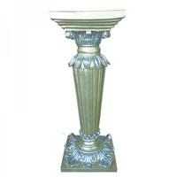 Pilar Kotak Kerajinan Fiberglass Untuk Dekorasi