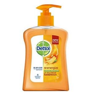 Harga Sabun Cuci Tangan Merk DETTOL  RE-ENERGIZE Murah