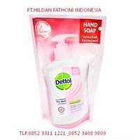 Jual  Handwash Sabun Cuci Tangan SKINCARE DETTOL Refil 200ml Murah 2