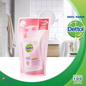 Handwash Sabun Cuci Tangan SKINCARE DETTOL Refil 200ml Murah