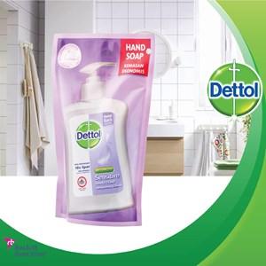 Harga Sabun Cuci Tangan DETTOL Renfil 220ml Sensitive Murah