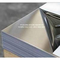 Jual Plat Alumunium 0.4 x 1 x 2 Lembaran Murah  2