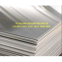Plat Alumunium 0.4 x 1 x 2 Lembaran Murah  1