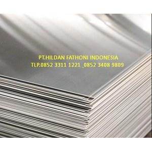Plat Alumunium 0.4 x 1 x 2 Lembaran Murah